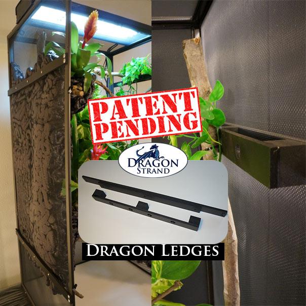 Patent-Pending Dragon Ledges
