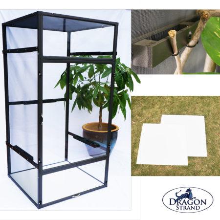 Large Clearside Chameleon Cage Kit