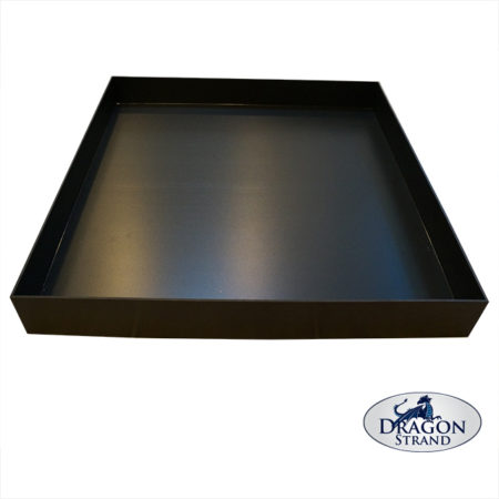 "Dragon Strand 3"" Deep Substrate Tray for naturalistic vivariums"
