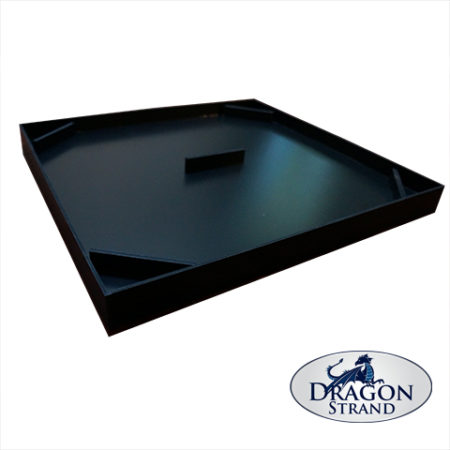 Dragon Strand Keeper Drainage Tray for chameleon cages