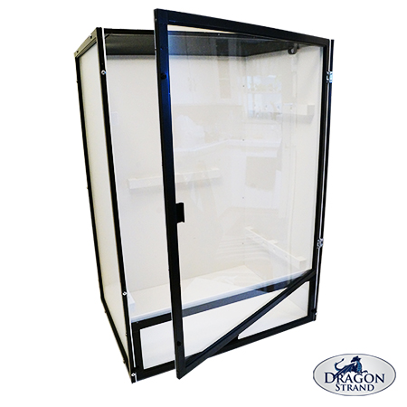 Medium Wide Breeder Clear Front Panels