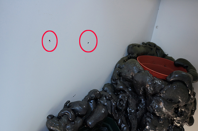 2 Drill Holes