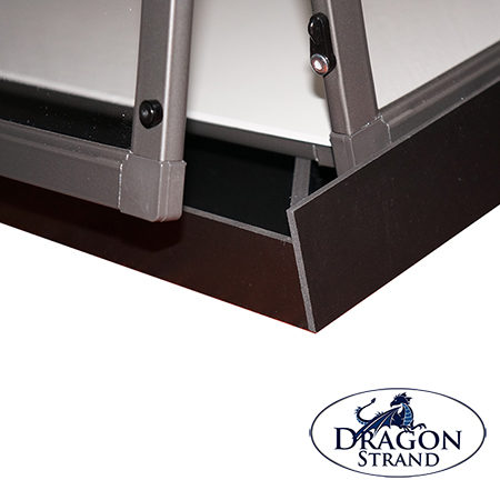 Chameleon Cage Drainage Tray Service Door