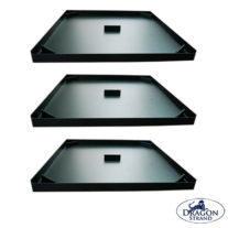 Large Keeper Drainage Tray 3-Pack