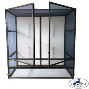 Large Screen Atrium open doors