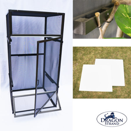Large Keeper Chameleon Cage Kit
