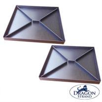 Chameleon drainage tray