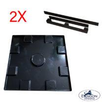 drainage tray + DLedges