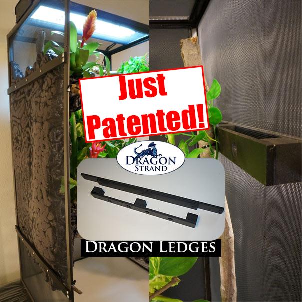 Dragon Ledges Patented