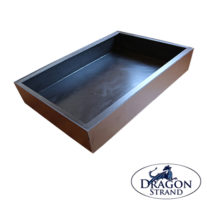 Med Tall Clearside Atrium Substrate Tray