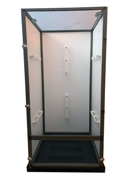 Tall Hybrid Cage System 636x800